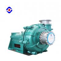Quality Mining Industry Using Horizontal Electric Slurry Pump Anti - Abrasive with Mechnical Seal for sale