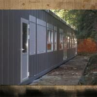 China Modern Mobile Office Modular Containers For Shipping Container Hotel Room on sale