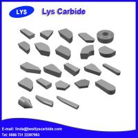 Quality Series 89 cemented carbide brazed tips for sale