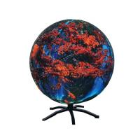 China Customized P3 P4 P5 360 degree led screen flexible soft led ball screen LED sphere display on sale
