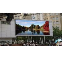 Quality Pixel Pitch 10mm HD LED Screen Brightness 4500-5500 Scan Mode 1/4 Energy Saving for sale