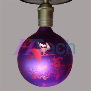 Quality LED Lamp Factory E27 LED Bulb 0.8W for sale