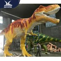 Buy cheap Vivid Life Size Professional Realistic Dinosaur Models For Museum Exhibits from wholesalers
