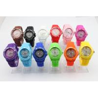 China hot sale watch SILICONE NGW043 on sale