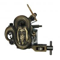 Quality Professinal Permanent Bronze Empaistic Tattoo Machine for Shader & Liner for sale