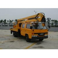 Buy cheap Reliable 17m Aerial work platform machines used in construction XZJ5063JGK from wholesalers