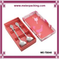 China Paper Packaging Boxes for Knife and Fork Set ME-TB040 on sale