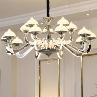 Quality Moder Led flower led chandelier indoor home light Fixtures (WH-LC-08) for sale