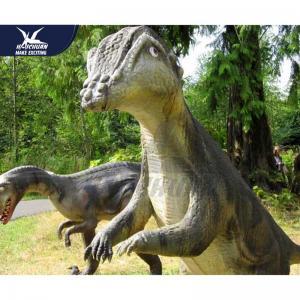China Customization Garden Dinosaur Statues For Shioping Mall  /  Dinosaur Yard Decorations on sale