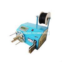 Quality Tie Cable Wire Coil Binding Machine Max 48 Bind Diameter For AC Power Cord for sale