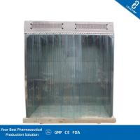 Quality GMP Pharmaceutical Clean Room Equipment , Weighing Room Customized Design for sale
