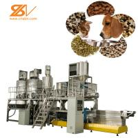 Quality Food Processing Equipment Extrusion System Dry And Wet 380V 50HZ Voltage for sale