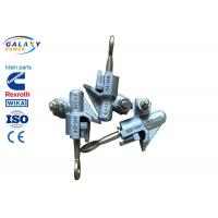 China 0.18 Kg Transmission Line Accessories Hot Line Tap Clamps Aluminum Bronze on sale