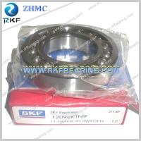 Quality Self-Aligning Ball Bearing SKF 1209 EKTN9+H209 with Tapered Bore 40X85X19mm for sale