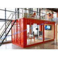 Buy cheap Easy Installation Customized Modified Prefab Storage Container House For from wholesalers