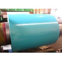 Quality PPGL PPGI Color Coated Sheets / Pre Painted Steel Sheet For Construction Refrigeration for sale