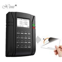 Quality 125KHZ RFID Card Access Control And Time Attendance With Keypad ZK SC203 Door Access Control System With TCP/IP for sale