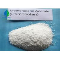 Quality Steroid Powder pharmaceutical Raw Material Hormone Methenolone Acetate CAS 434-05-9 for sale