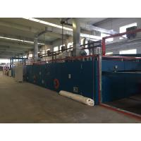 Quality Non Woven Machinery / Textile Stenter Machine Horizontal Roller Chain Transmission for sale