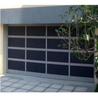 Quality 550mm Adjusted Height  Aluminum Sectional Door High Operation Frequency for sale
