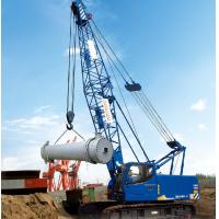 Quality QUY50 Mobile Hydraulic Crawler Crane for sale