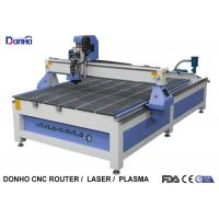 Quality 4x8 CNC Router Engraver , CNC Wood Carving Machine Long Working Life for sale