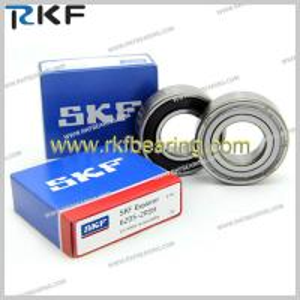 Quality Deep Groove Ball Bearings Single Row Stainless Steel SKF W6205-ZZ for sale