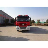 Quality HOWO Chassis Motorized Commercial Fire Trucks for sale