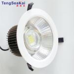 CRI90 resseced allume les downlights menés par 60W de lampes des appareils d'éclairage 175mm 200mm 250mm 270mm LED