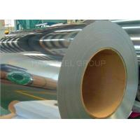 AISI 904L 2B Cold Rolled Steel Strip Coil , Slit Edge Stainless Steel Sheet Strip