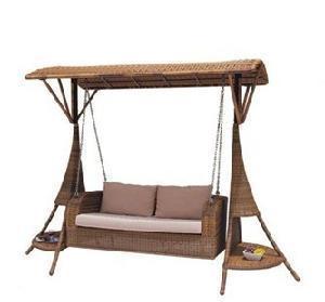 Quality New Steel Patio Swing Chair (BZ-W030) for sale