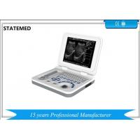 Quality Hospital Equipment Portable Ultrasound Machine With 10.4 Inch LED Displayer for sale