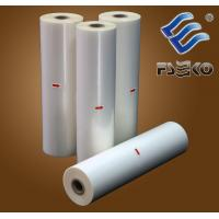 Quality PET Thermal Lamination Glossy Film for sale