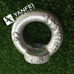 China DIN 582 Lifting Eye Nut on sale