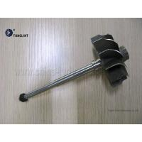 Quality HT3B Turbine Shaft Rotor Inconel713C Material Size 86.3mmX97.1mm for sale