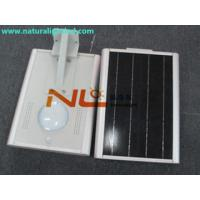 Quality 30w solar led street light specification for sale
