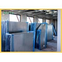 Quality Shield Blue Color Duct Protection Film / PE Temporary HVAC Duct Cover for sale