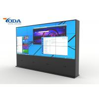 Quality Metal Case Video Wall Monitors , Large Video Wall Displays 3 . 5MM Bezel for sale