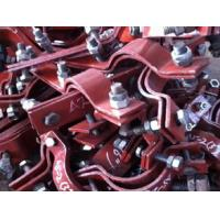 China Pipe Clamps And Connectors Product Welding Sliding Bearing on sale