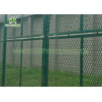 Anti - Climb Security Stainless Steel Razor Wire For Fencing , Concertina Barbed Wire