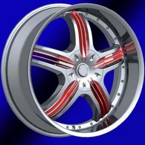 Quality Chrome Alloy Wheel for sale