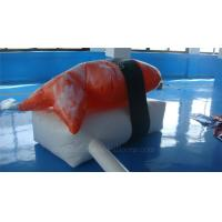 Quality Sushi Shaped Inflatable Model Big Oxford Cloth For Restaurant Advertising for sale