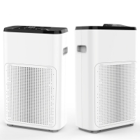 Quality Touch Screen 20.4db 365nm Stand Alone Air Purifier for sale