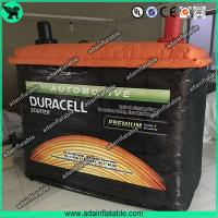 Quality Giant Advertising Inflatable Replica/Promotional Inflatable Battery Model for sale