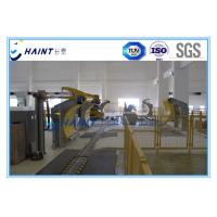 Automatic Roll Paper Handling Equipment With Customized Kicker / Bumper
