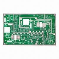 China High-frequency Double-sided PCB with HASL Treatment, Rogers Material, for Communication Products on sale