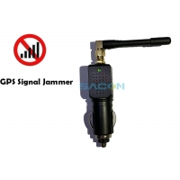 Quality Anti - Tracking Car Cigarette Lighter Gps Jammer 100mA With 90x25mm Size for sale