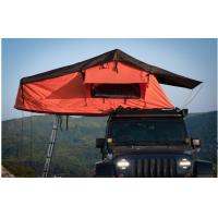 Buy Overland Outside Camping 4x4 Roof Top Tent With Aluminum Telescopic Ladder at wholesale prices