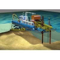 Quality 16 inch chinese cutter head suction dredger for sale
