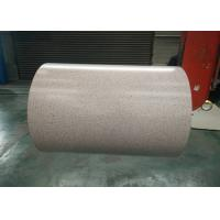 Quality Coloured Prepainted Galvalume Steel Coil Full Hard JIS G 3318 Heat Reflective for sale